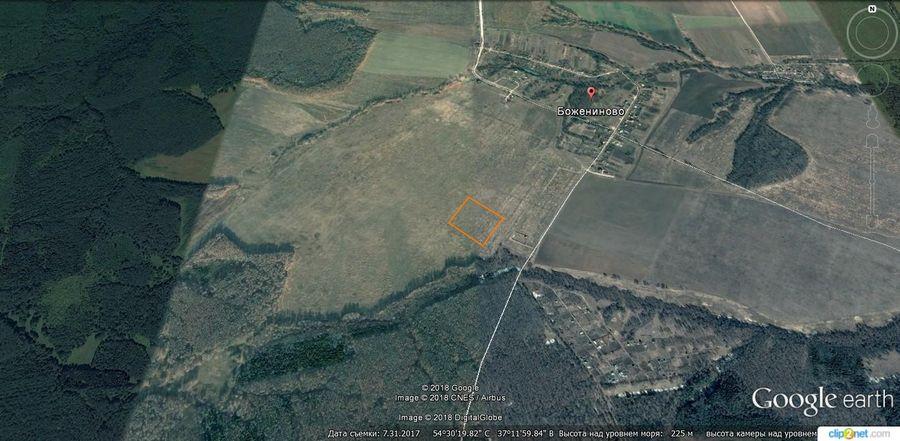 земельный участок для ЛПХ